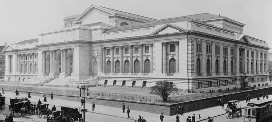 La Biblioteca Pública de Nueva York como ejemplo de integración de las redes sociales
