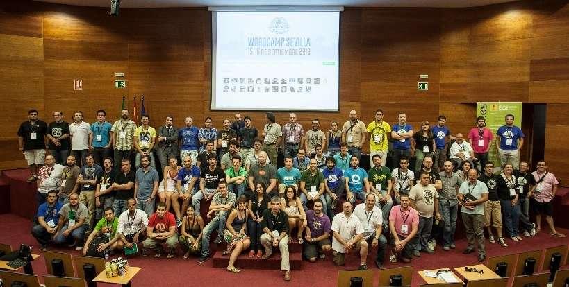 WordCamp Sevilla 2012, la comunidad de WordPress de España se mueve